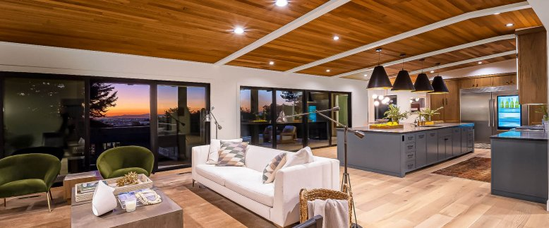 Spanish Modern in Foothill