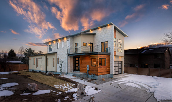 Modern in Millcreek
